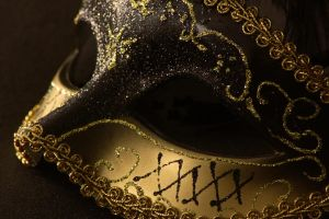 Venetian Mask by phantasiegestoert