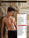 wooyoung mens health3 by TwisterWithEunHae