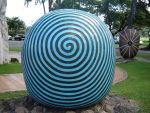 Thumbprint Statue 02 by M3-Productions
