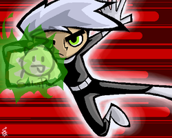 Danny Phantom-- by SelanPike