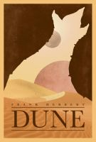 Dune-Book Cover by closerInternal