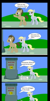 MLP Comic: Not the TARDIS by animegx43