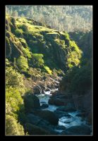 Chico Canyon: Spring Afternoon by kalany