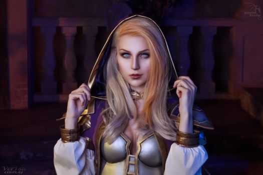 Lady Jaina Proudmoore - Keep your mind open by ver1sa