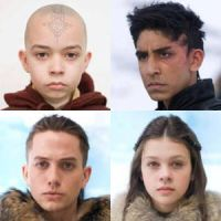 Mug Shots of Main Cast - TLA by ChristinaCrino