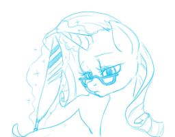 Doodle : Glasses by mrs1989