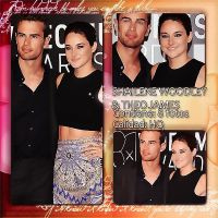 Photopack 6: Shailene Woodley and Theo James by SwearPhotopacksHQ