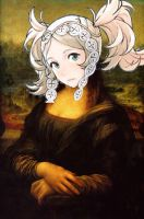 The Mona Lissa by Ry-Guy176