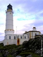 Corsewall Lighthouse by printsILike