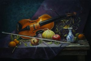 Autumn symphony by marcheba