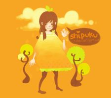 oranges by shipuku