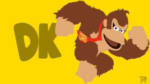Donkey Kong [Commission] by turpinator77