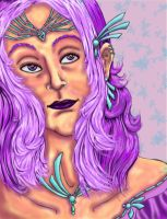 Fyora Faerie Queen by sailorstarnite