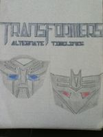 Transformers Alternate Timelines by ElizabethPrime