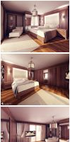 Istanbul H. - Master Bedroom by Semsa