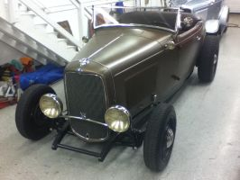 32 Ford Roadster by ArtKing3000