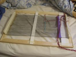 Weaving Project (One) by Hannah2070