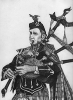 Bagpipe by xshelaghx