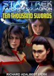 Ten Thousand Swords cover 1 by richmerk