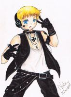 APH - Rock Ludwig by black-wolf-tala