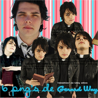 Png's de Gerard Way by ValenEditions11