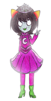 Derse Nepeta by SGTCTOINFINITY