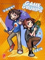 Fanart - Game Grumps by Rebe-chan-vk