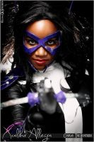 Helena Wayne - The Huntress Cosplay by thetenten16