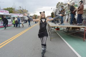 2015 Monster Mash, Kitty and the Dancing Lights 5 by Miss-Tbones