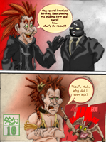 Axel's Real Name by Ohthehumanityplz