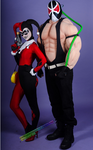 Venom and Laughing Gas by Wicked--Wonderland