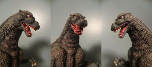 Image Godzilla 89 Head by Legrandzilla