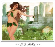 Earth Mother by brandydeshea