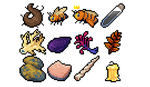 Mydhilde: A few new item icons by The-Knick