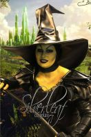 theodora at the emerald city by Silverleafcosplay