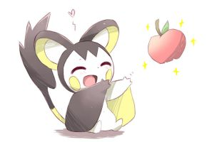 Emolga by m-miron