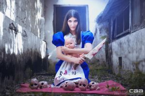 Alice Liddell - Alice Madness Returns by An0therSide