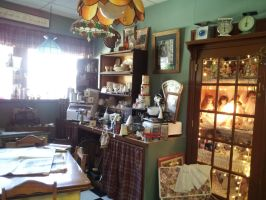Stock: Antiques shop 3 by mayshing