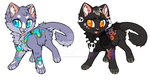 Feline Auctions ( OPEN! ) by Toxic--Adopts