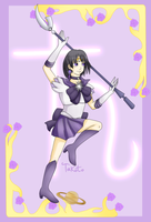 Sailor Saturn by Takoto