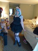 ColossalCon Behind the Scenes by LolitaLibrarian