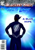 The Flash 15: A Blue Hope by FastestFanAlive