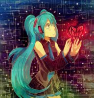 Vocaloid: Healing hearts by NamiYami