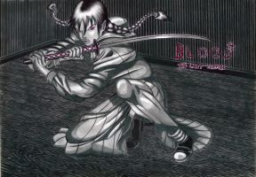 traditional :super detailed blood the vampire 2005 by darshan2good