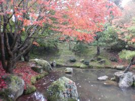 The Japanese Garden by Little-Miss-Macky