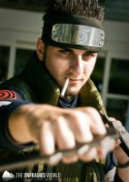 Asuma Cosplay at Otakon 2011 by AndrewMarston