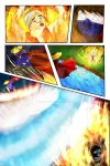 Fire on the Praises page 3 by SaiTurtlesninjaNX