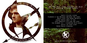 We're All Too Young To Die - a Peeta+Katniss mix by LadyKappa