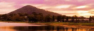 Coolangatta Mountain by engridearty