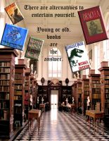 Literacy Poster Combination by Mistress-Fluffeh